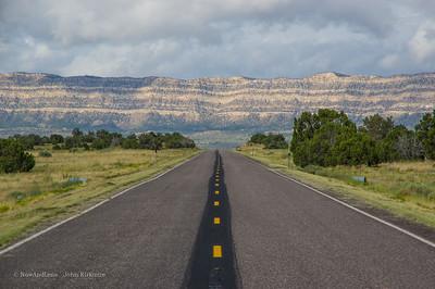 Highway 12 roadway
