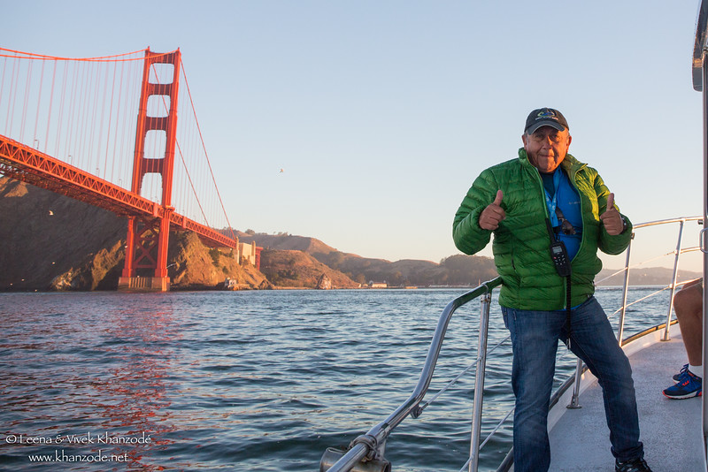 2016 Golden Gate Bridge Swim - San Francisco, CA, USA
