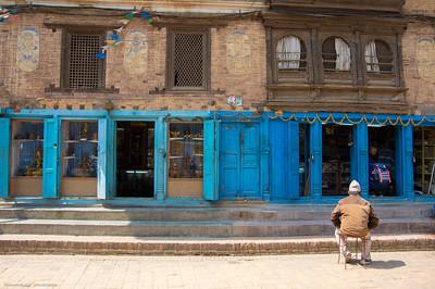 Patan Shopkeeper, Nepal
