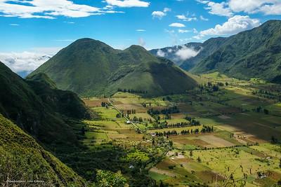 Pululahua National Volcanic Park