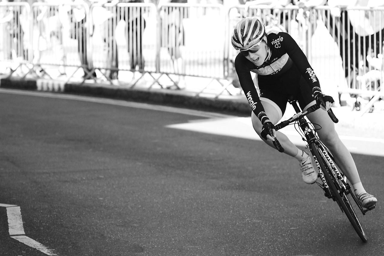 <p><b><i>King of the Road</i></b></p>  <p>Dani King on her way to winning the Milk Race, Nottingham, May 2013.</p>