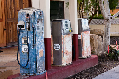 Abandoned pumps