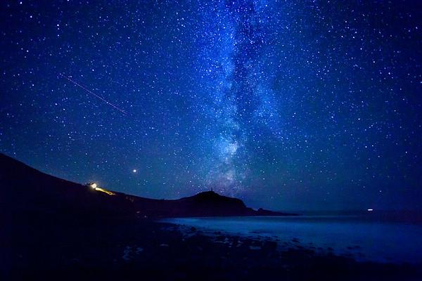 Milky Way at Cape Cornwall
