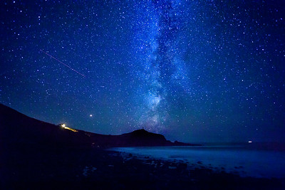 Milky Way at Cape Cornwall