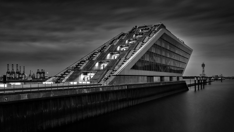 Dockland; Hamburg; Germany