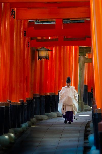 Fushimi Inari-Taisha; Kyoto; Japan