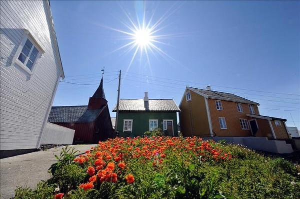 Grip island - Kristiansund