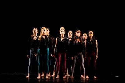 Dance Ensemble Winter Concert 2020