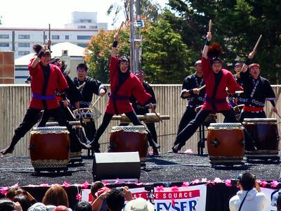 Taiko-dojo SF JUMP!