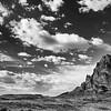 Siprock; Monument Valley; Arizona; USA