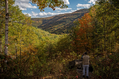 Capturing Fall color in the Adirondacks, New York