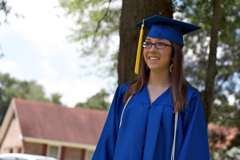 Morgan High School Graduation party