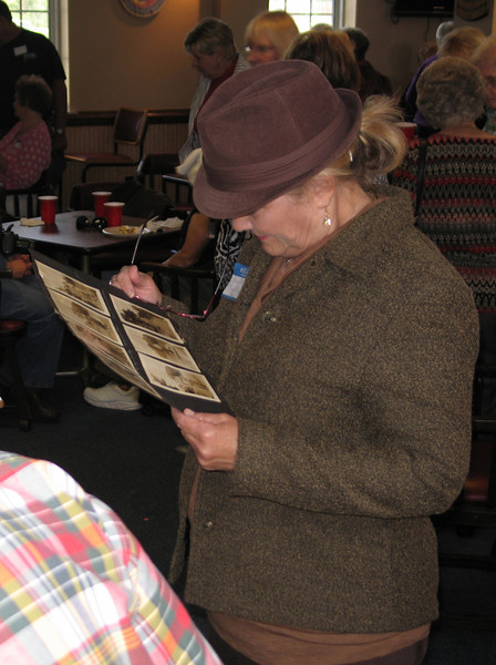 Sherry W. Thurston, author of Sneads Ferry book.