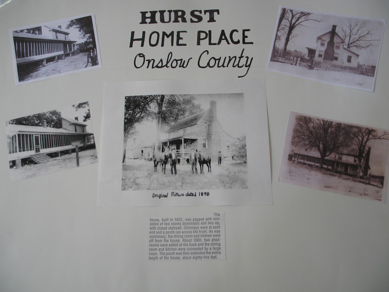 "Early photos of Minnie Hurst homesite, condemned by the Gov't in 1941 as G-33: <a href=""http://marinebasehomes.smugmug.com/Records/Area-G/G-33-Minnie-Hurst/"">http://marinebasehomes.smugmug.com/Records/Area-G/G-33-Minnie-Hurst/</a>"