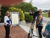 Interview by  WCTI-TV News