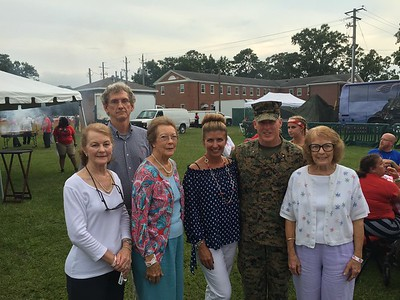 Lejeune 75th July 4 Event