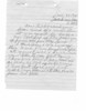 C431 Cal Jones' handwrites a letter to the government informing them that he is pleased with the price he has been offerred. He goes on to say that he is writing the best that he knows how, is outdoors and needs the money to build a house.