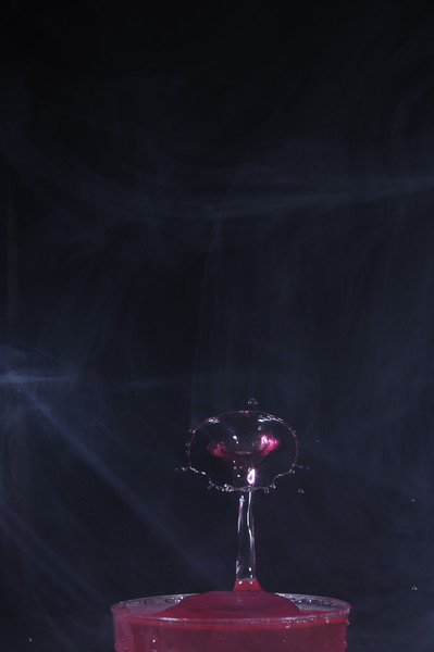 Tropfen 161119 Xanthan in fog