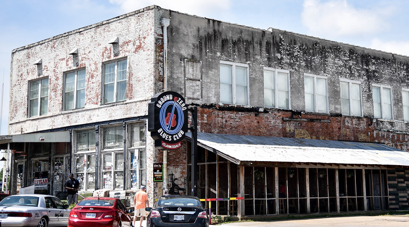 Ground Zero Blues Club, Clarksdale.
