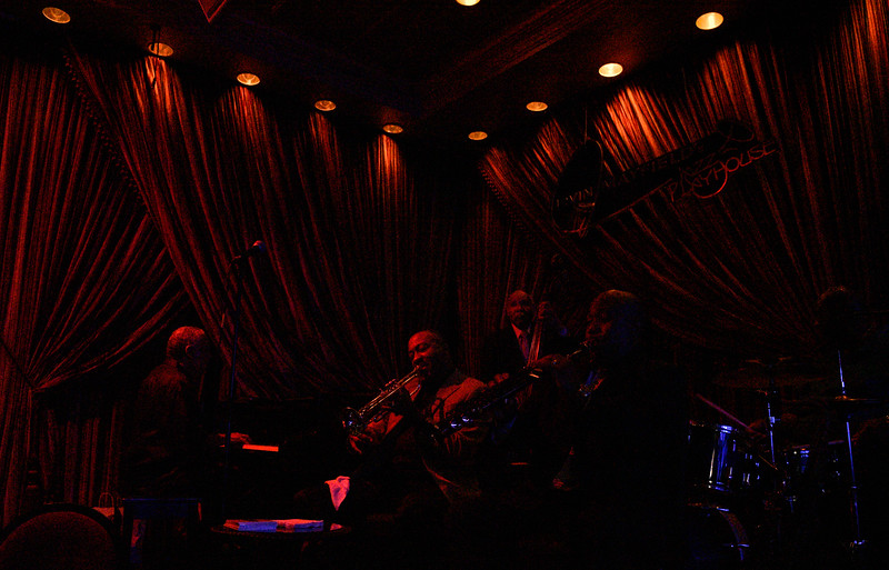 Irvin Mayfield's Jazz Playhouse, Bourbon Street, New Orleans.