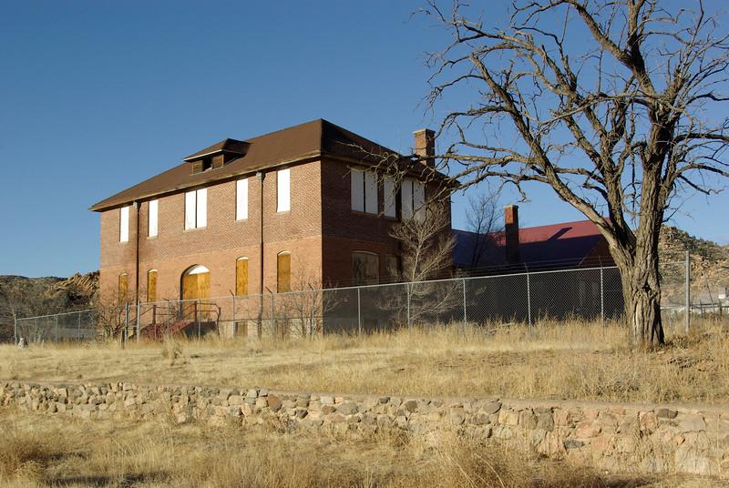 Former Indian School, Valentine, Arizona