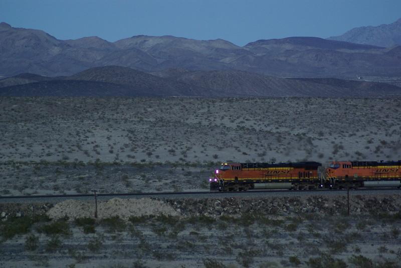 Evening Train, Ash Hill