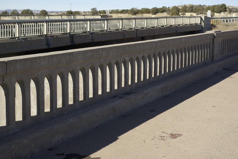 Two Generations of Bridges at Crookton, Arizona