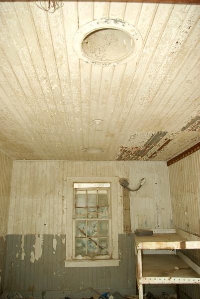Inside Beacon Building, near Essex