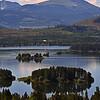 Rocky Mountain Lake Near Vail, Colorado