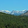 Rocky Mountains in Vail. Colorado