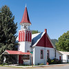 PINE VALLEY PRESBYTERIAN CHURCH - HALFWAY, OREGON