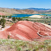 PAINTED HILLS UNIT, JOHN DAY FOSSIL BEDS NATIONAL MONUMENT, OR