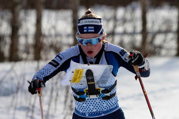 Maria Hoskari - Nuorten MM pronssia