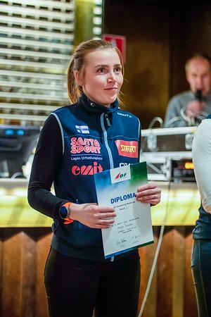 Marjut Turunen - maailmancupin neljäs