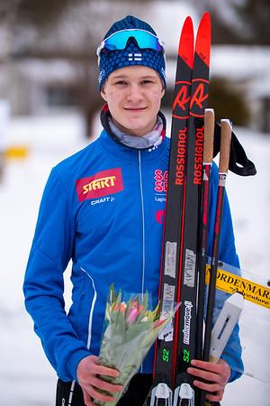 Niklas Ekström - nuorten maailmanmestari