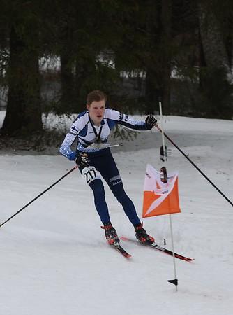 Niklas Ekström - nuorten MM-hopeaa