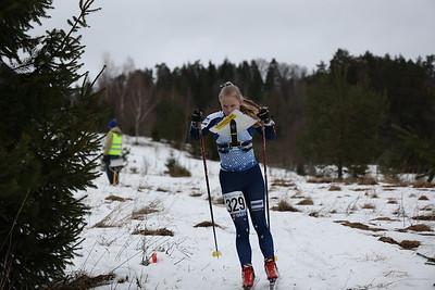 Maria Hoskari - nuorten MM 3.