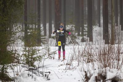 Marjut Turunen, näyttökisojen 3.