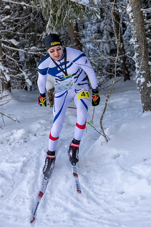 Misa Tuomala - SM-sprintti 2.
