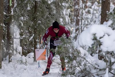 Tuomas Kotro - SM-sprintti 1.