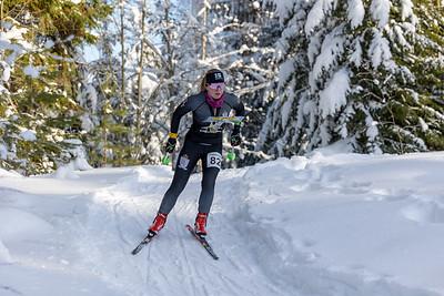 Liisa Nenonen - SM-sprintti