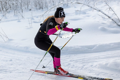 Marjut Turunen - SM-sprintti 2.