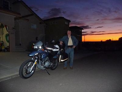 Durango on a Motorcycle