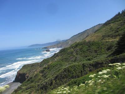 Coast near Fort Bragg 001