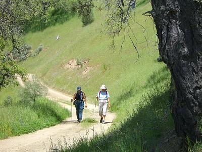 Coe Hike 4-20-2005 11