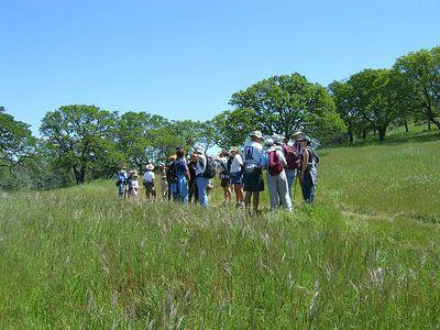Coe Hike 4-20-2005 09