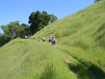 Coe Hike 4-20-2005 01