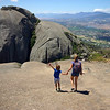 Paarl Rock Hike, South Africa