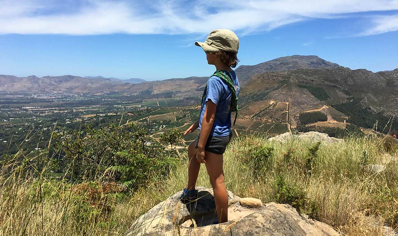 Constantia Hike, South Africa