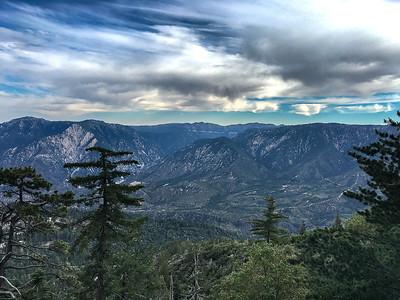 San Bernardino Mountains 2017